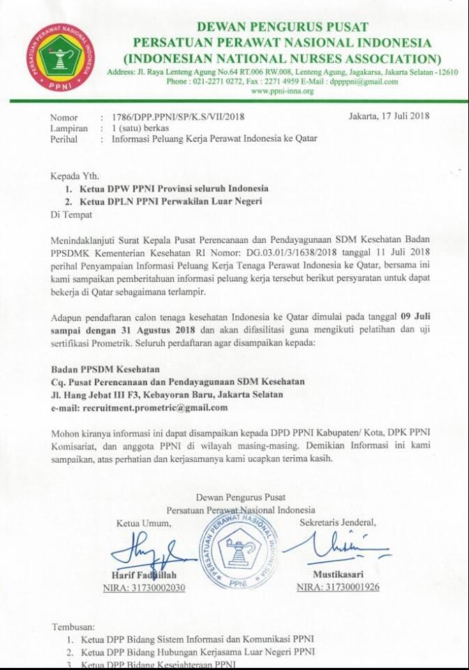 DPP PPNI RILIS 17 JULI 2018